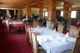 Restaurant de l'hôtel le Malamot à Val Cenis