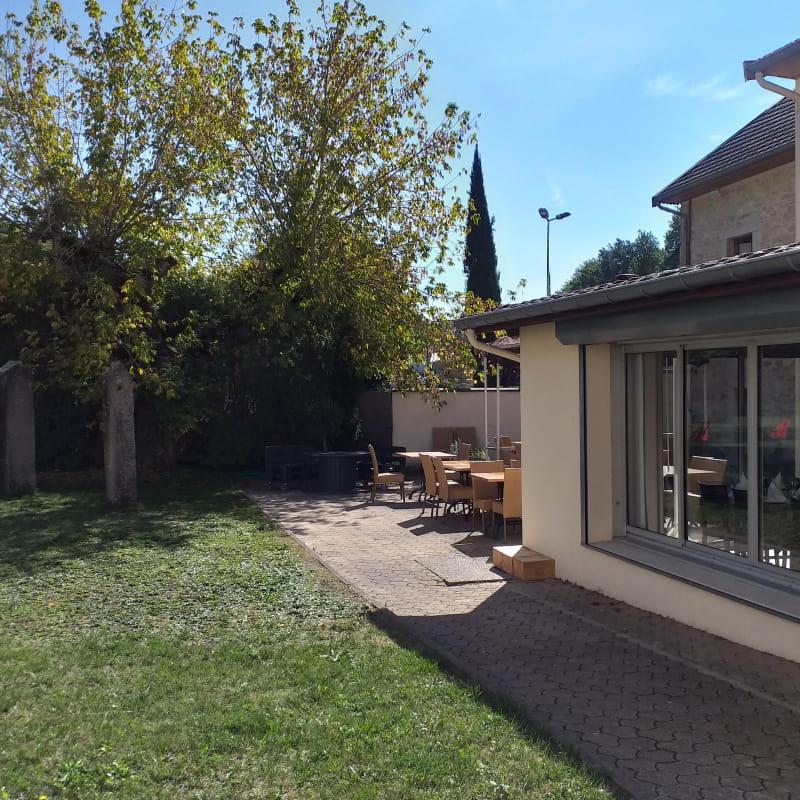 Terrasse restaurant Chez Rolland