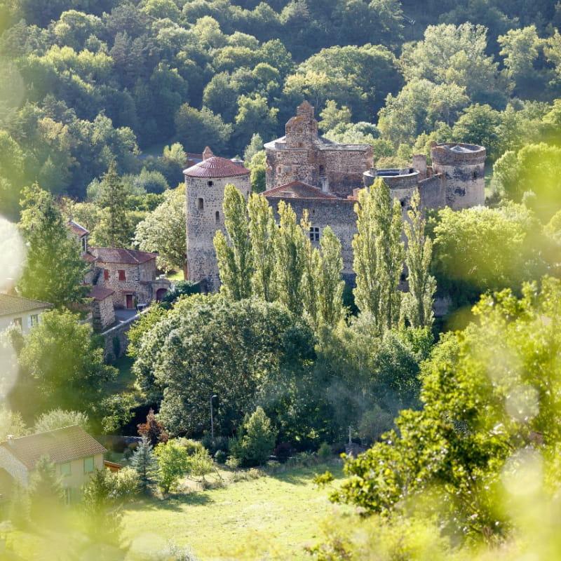 Forteresse de Saint Vidal