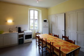 Gîte communal de Merlas (105m²)