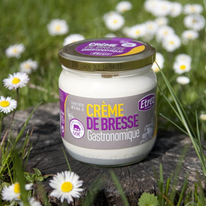 Crème de Bresse gastronomique