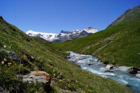 Torrent de la Rocheure à Entre-deux-Eaux, Parc national de la Vanoise