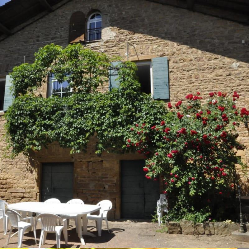 Gîte 'St Joseph' au Château du Jonchy à St Julien (Rhône-Beaujolais).