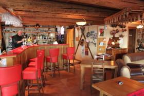 Partie bar