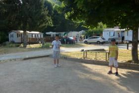 Camping les Régnières