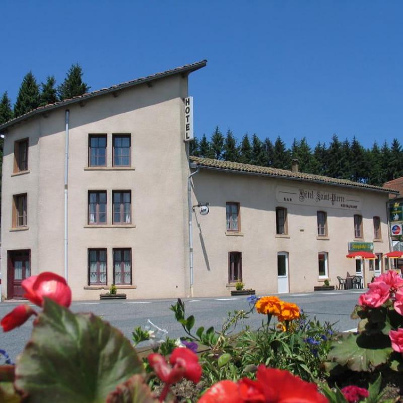 Hôtel-Restaurant Le Saint Pierre