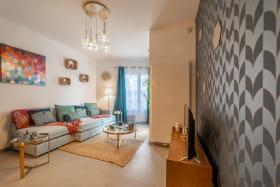 Les Trésums Appartement terrasse privée