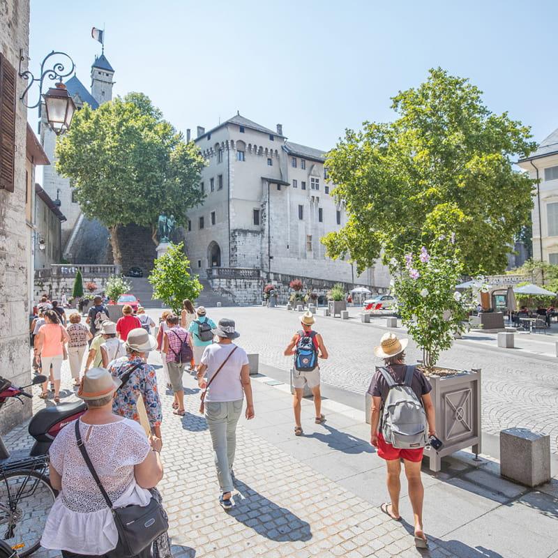 Visite guidée : Château, Ruelles et Confidences