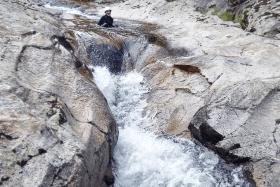 Canyoning découverte et sportif - Ardèche Equilibre