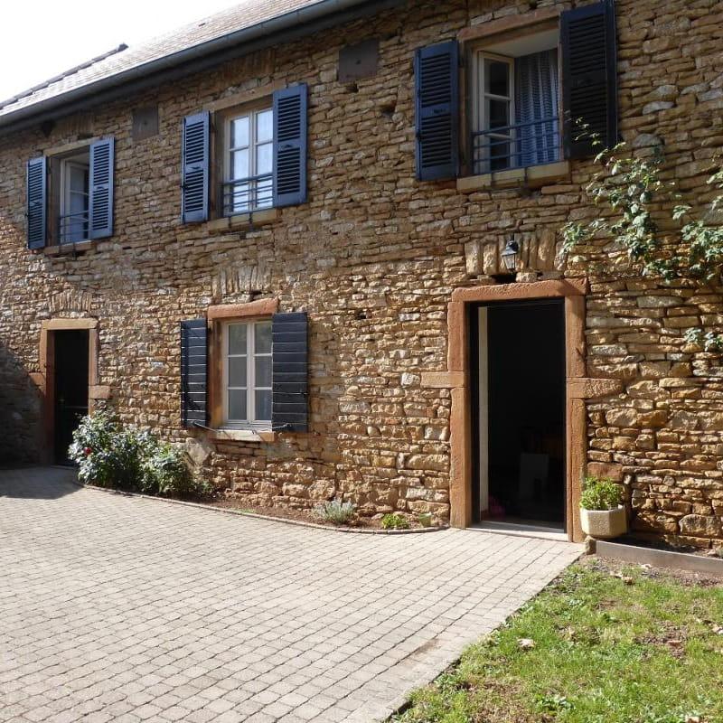 Gîte de Montezain à Marcy-sur-Anse dans le Beaujolais - Rhône.