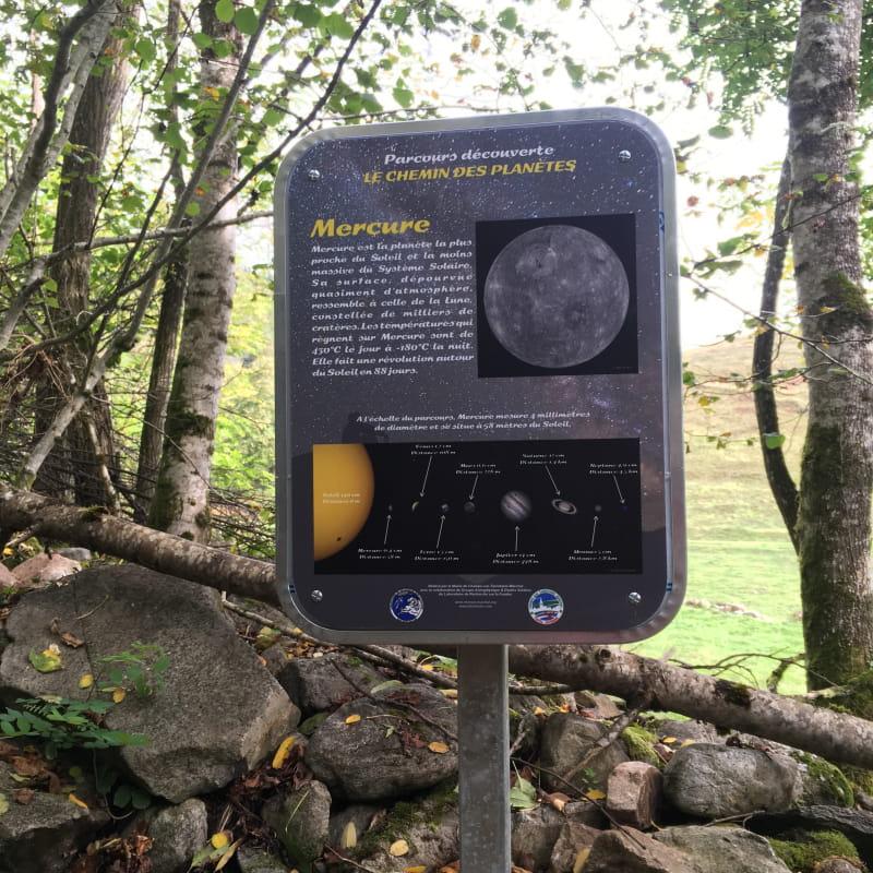 PR : Le Chemin des Planètes