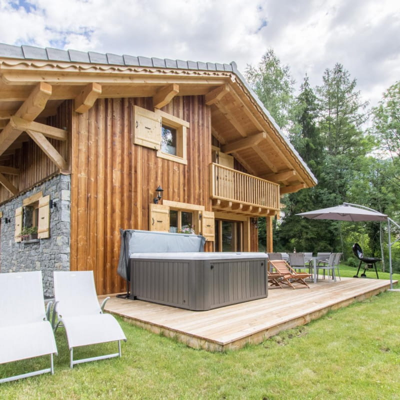 Chalet Lilalpes