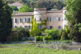 Château de Chanteyrie : partie habitation des propriétaires