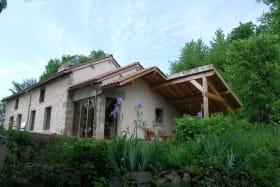 Gite Le Poirier Fondant au Mayet de montagne dans l'allier en Auvergne
