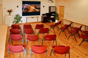 Le Plantier - Salle multimédia