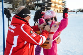 Cours collectifs de ski alpin