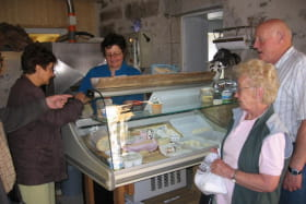La ferme Plagne - fromagerie