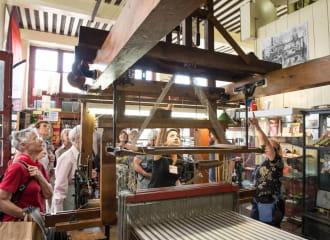 atelier municipal de tissage