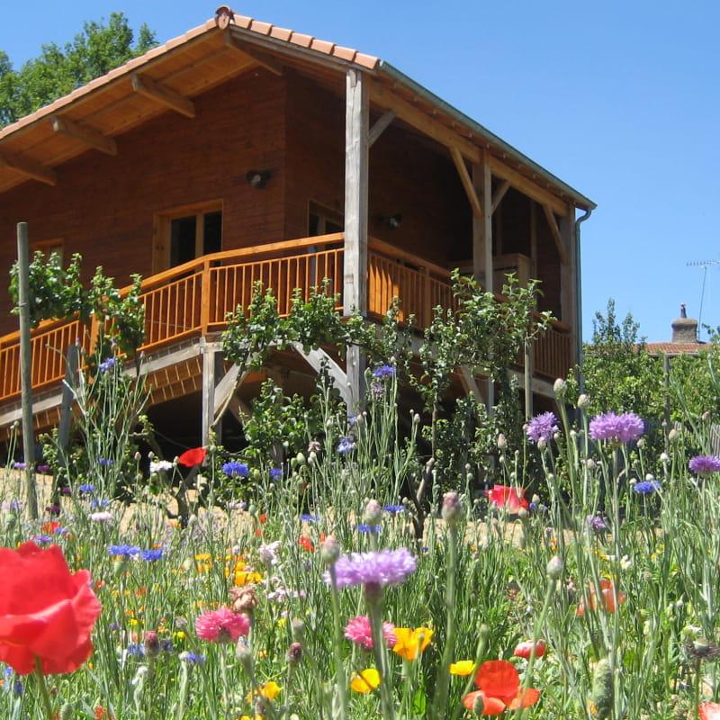 Les Mathieux - Cabane du jardin