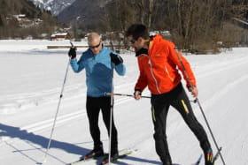 Cours de ski de fond