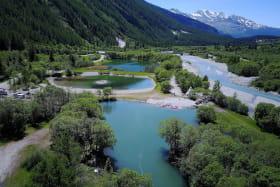 Zone des lacs de Bessans