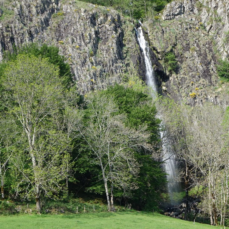 La cascade de Faillitoux