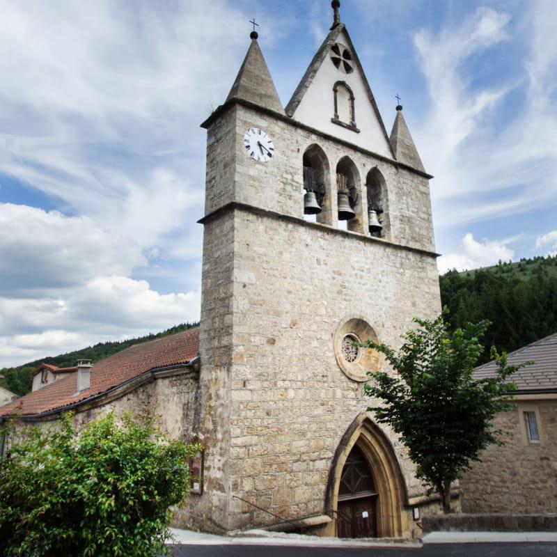 Eglise de Saint-Cirgues
