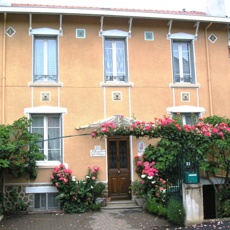 Façade - Villa Saint-Joseph - F1