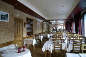 Restaurant de l'hôtel La Vieille Poste à Val Cenis-Lanslebourg