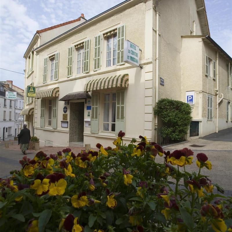 Hôtel le Centre et Proxima