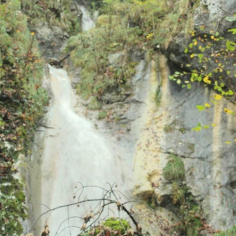 Cascade du Biez des cruies