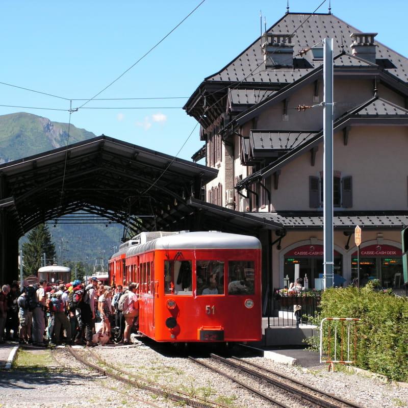 Petit train du Montenvers