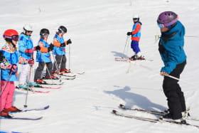 Ski alpin  - mini groupe pour enfants