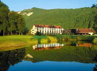 Restaurant Golf Grenoble Charmeil