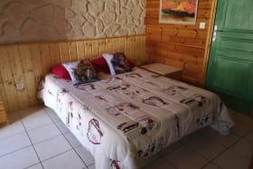 Appartement pour 4 personnes dans un chalet individuel au coeur de la station de la Norma.