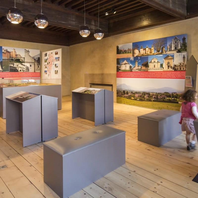 Centre d'interprétation de l'architecture et du patrimoine (CIAP)