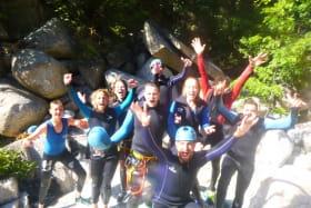 Canyon 1/2 Journée - GECCO Aventure