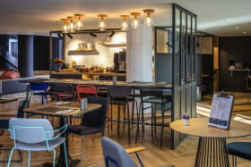 Mercure Lyon Centre Lumière restaurant photo