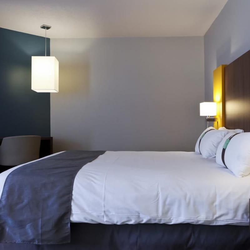 Holiday inn Lyon Vaise - Chambre