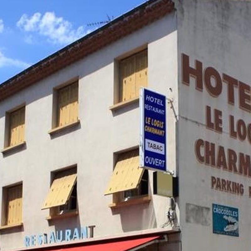 Hôtel le Logis Charmant