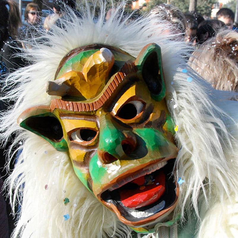 masque monstre