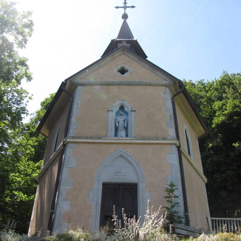 Chapelle de l'Immaculée Conception (de Lévaud)