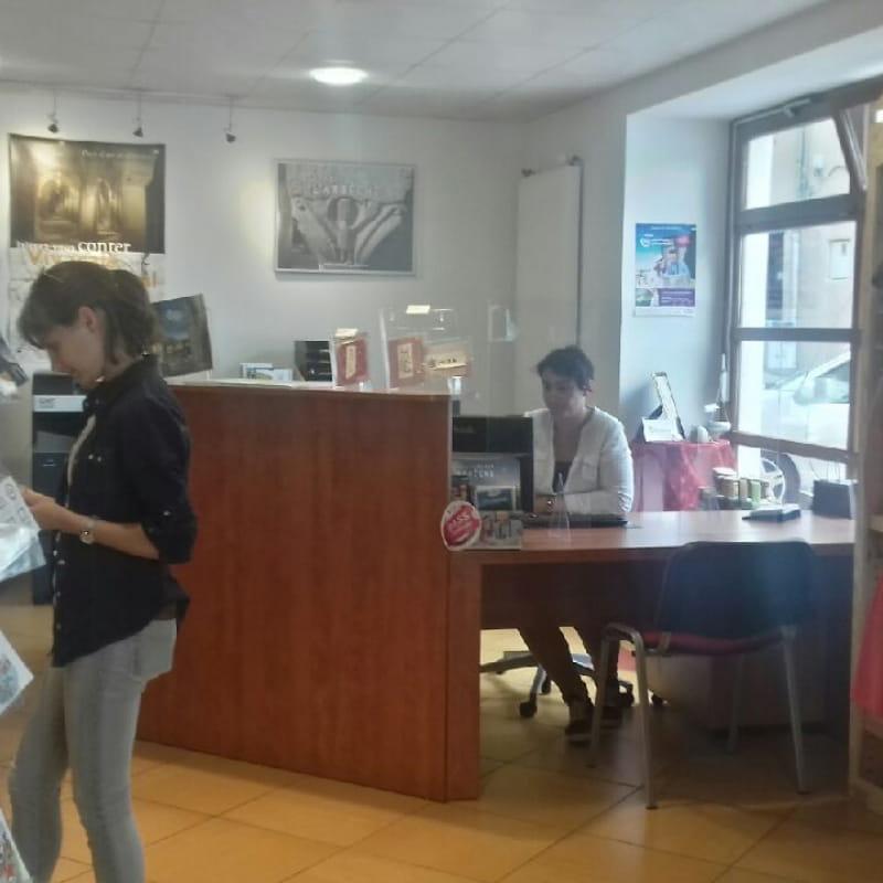 Office de Tourisme  Sud Ardèche Rhône et Villages - Bureau de Cruas