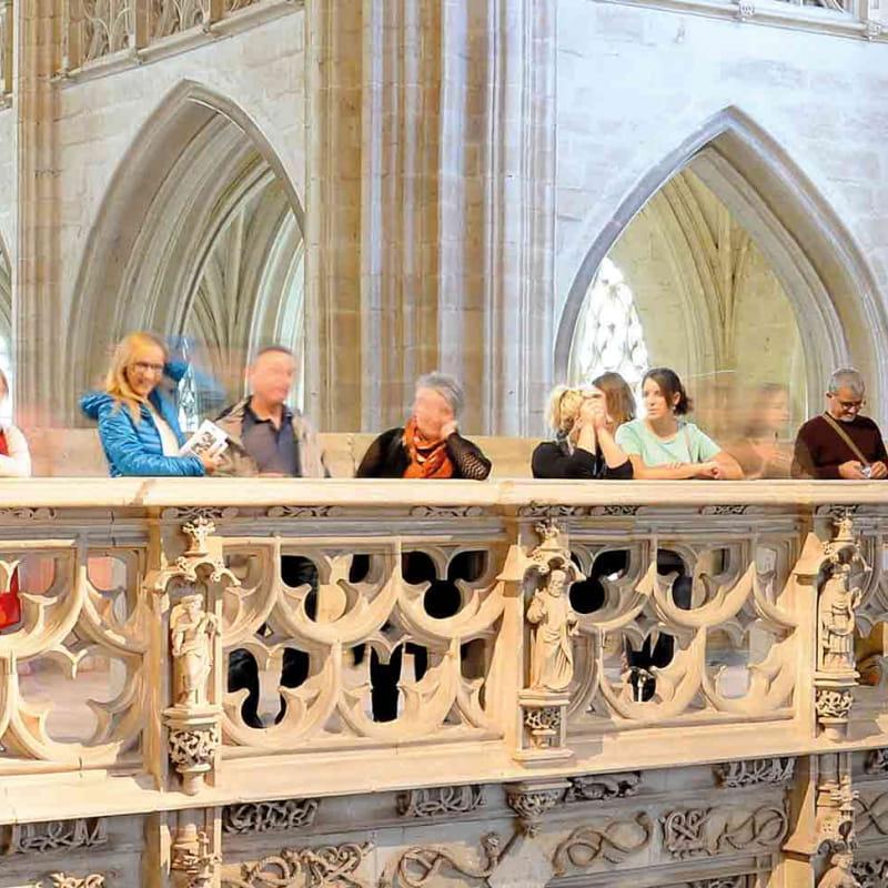 Visite groupe au Monastère royal de Brou