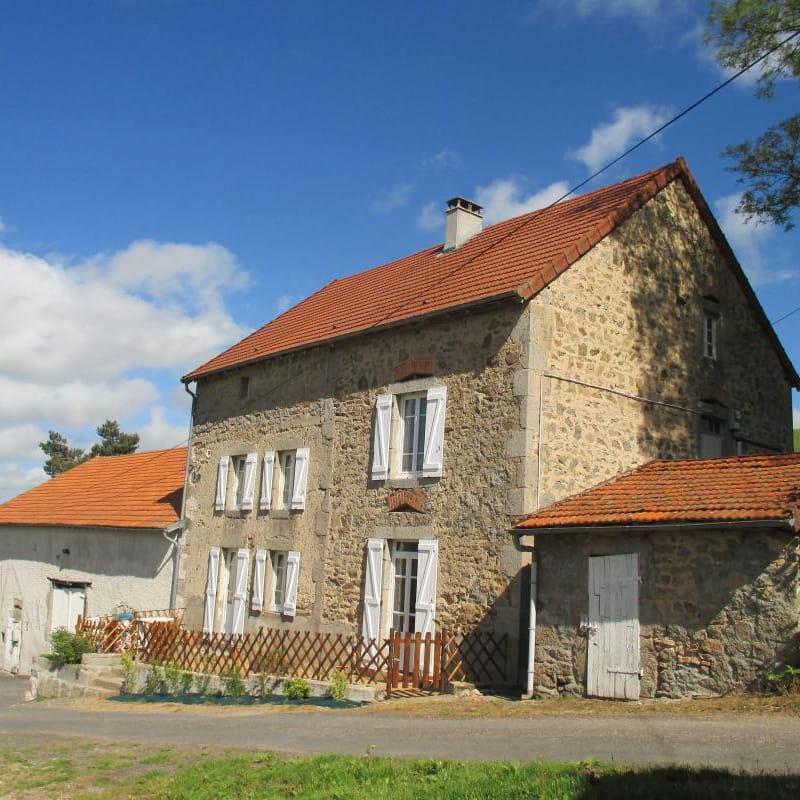 Gîte Le Bourtin,Le Mayet de Montagne, Allier, Auvergne