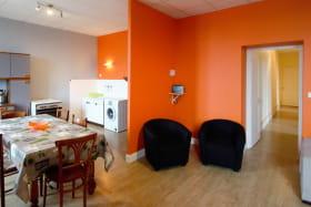 Gîte communal de Merlas (80 m²)