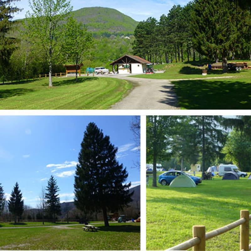 Camping Les Géorennes