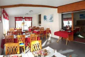 Restaurant de l'Hotel du soleil