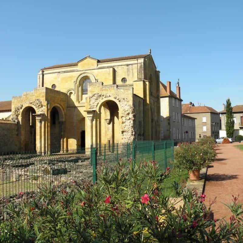 Abbaye bénédictine