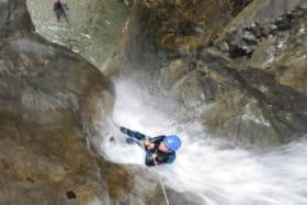 Canyoning avec les Guides du Mont-Aiguille